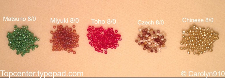 Beads For Braiders Info Torial 1 Size 8 0 Seed Beads Kumihimo Disk Plate