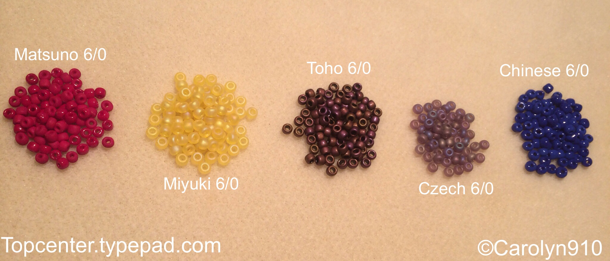 Beads For Braiders Info Torial 2 Size 6 0 Seed Beads Kumihimo Disk Plate