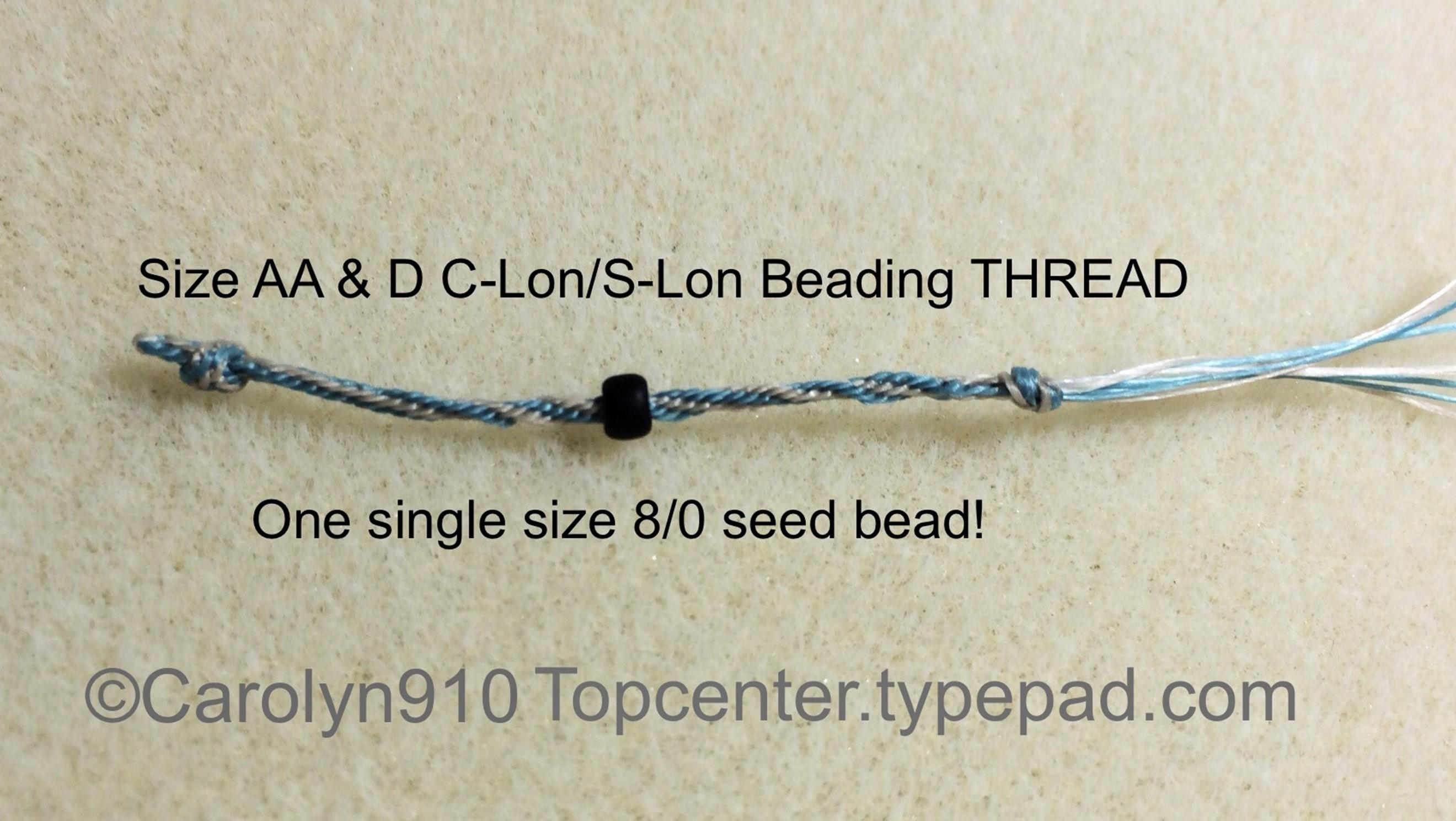 Matching Cord and Beads in Kumihimo Braiding - Kumihimo Disk