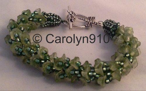 Flowercup braid